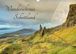Wunderschönes Schottland (Wandkalender 2018 DIN A3 quer) von Valjak,  Michael