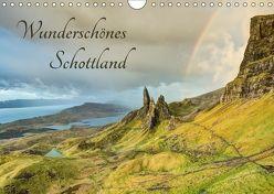 Wunderschönes Schottland (Wandkalender 2018 DIN A4 quer) von Valjak,  Michael