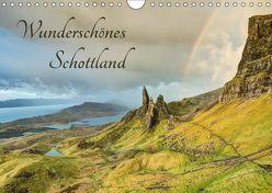 Wunderschönes Schottland (Wandkalender 2019 DIN A4 quer)