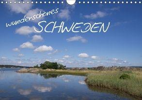 Wunderschönes Schweden (Wandkalender 2018 DIN A4 quer) von Schmidt,  Daphne