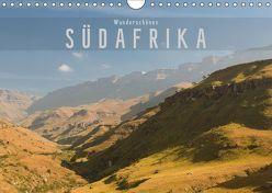 Wunderschönes Südafrika (Wandkalender 2019 DIN A4 quer) von Garschhammer,  Johannes