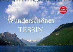 Wunderschönes Tessin (Wandkalender 2019 DIN A3 quer) von Jäger,  Anette/Thomas
