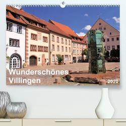 Wunderschönes Villingen (Premium, hochwertiger DIN A2 Wandkalender 2020, Kunstdruck in Hochglanz) von Daum,  Thomas