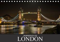 Wundervolles London (Tischkalender 2018 DIN A5 quer) von Meutzner,  Dirk