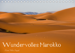 Wundervolles Marokko (Tischkalender 2020 DIN A5 quer) von Wilkens,  Kerstin