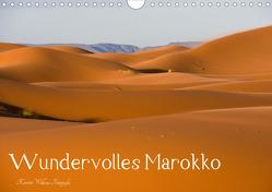 Wundervolles Marokko (Wandkalender 2020 DIN A4 quer) von Wilkens,  Kerstin