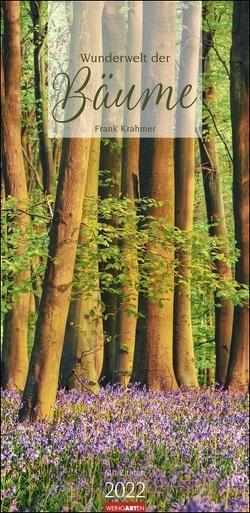 Wunderwelt der Bäume Kalender 2022 von Krahmer,  Frank, Weingarten