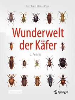 Wunderwelt der Käfer von Klausnitzer,  Bernhard