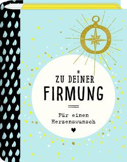 Wunscherfüller-Buchbox – Zu deiner Firmung von Sander,  Gesa