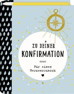 Wunscherfüller-Buchbox – Zu deiner Konfirmation von Sander,  Gesa