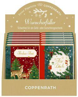 Wunscherfüller – Oh du schöne Weihnachtszeit (im Buchformat)