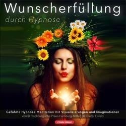 WUNSCHERFÜLLUNG DURCH HYPNOSE / Geführte Hypnose-Meditation mit Visualisierungen und Imaginationen von Eisfeld,  Dr. Dieter