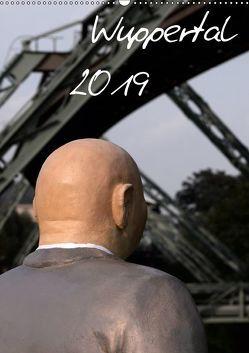 Wuppertal 2019 (Wandkalender 2019 DIN A2 hoch) von Trapp,  Benny