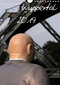Wuppertal 2019 (Wandkalender 2019 DIN A4 hoch) von Trapp,  Benny