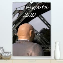 Wuppertal 2020 (Premium, hochwertiger DIN A2 Wandkalender 2020, Kunstdruck in Hochglanz) von Trapp,  Benny