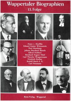 Wuppertaler Biographien von Baum,  Marie L, Lücke,  Heinrich, Metchies,  Michael, Schnöring,  Kurt