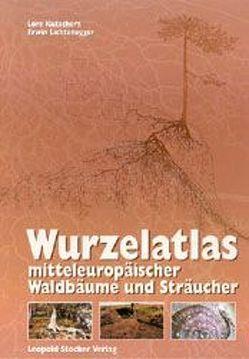 Wurzelatlas mitteleuropäischer Waldbäume und Sträucher von Kutschera,  Lore, Lichtenegger,  Erwin