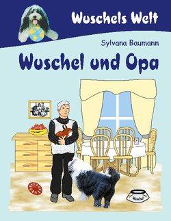 Wuschel und Opa von Baumann,  Sylvana