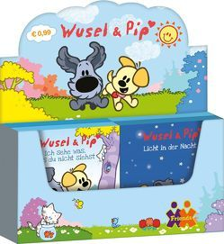 Wusel & Pip 1-4. Verkaufskassette