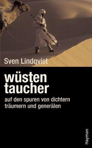 Wüstentaucher von Lindqvist,  Sven, Nalepka,  Sandra