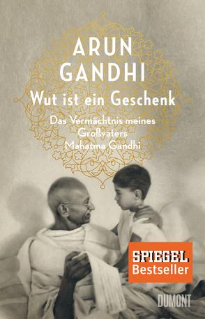 Wut ist ein Geschenk von Gandhi,  Arun, Walser,  Alissa