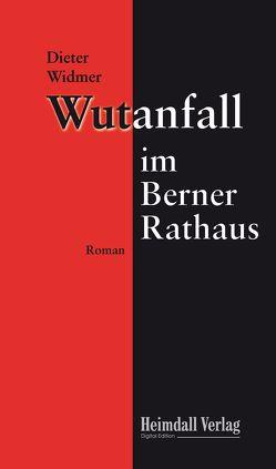 Wutanfall im Berner Rathaus von Widmer,  Dieter