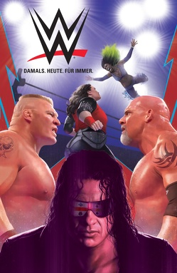 WWE Comics von Brown,  Box, Hallum,  Dennis 'Hopeless'