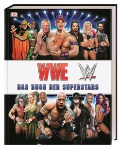WWE Das Buch der Superstars von Black,  Jake