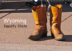 Wyoming Equality State (Wandkalender 2020 DIN A3 quer) von Drafz,  Silvia