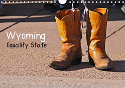 Wyoming Equality State (Wandkalender 2020 DIN A4 quer) von Drafz,  Silvia