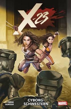 X-23 von Olortegui,  Diego, Tamaki,  Mariko
