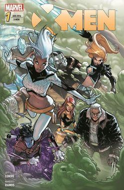 X-Men von Lemire,  Jeff, Petz,  Jürgen, Ramos,  Humberto