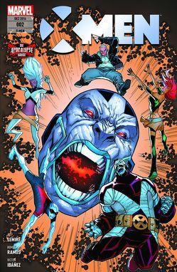 X-Men von Ibánez,  Victor, Lemire,  Jeff