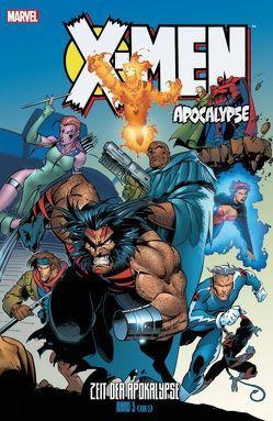 X-Men: Apocalypse von Garney,  Ron, Lobdell,  Scott