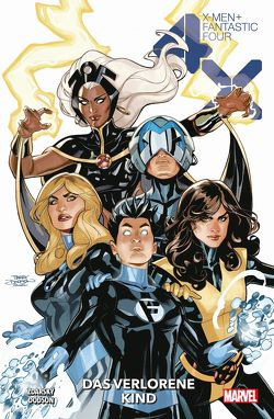 X-Men/Fantastic Four von Dodson,  Terry, Zdarsky,  Chip