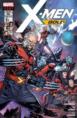 X-Men: Gold von Guggenheim,  Mark, Medina,  Paco
