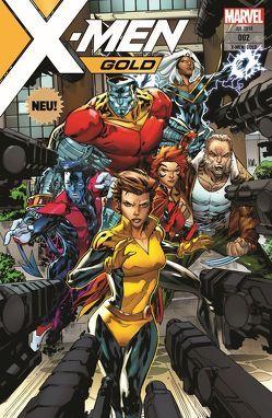 X-Men: Gold von Guggenheim,  Marc, Lashley,  Ken, Medina,  Lan, Petz,  Jürgen, Ross,  Luke