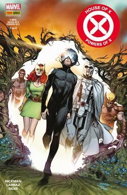 X-Men: House of X & Powers of X von Hickman,  Jonathan, Larraz,  Pepe