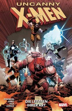 X-Men – Neustart von Larroca,  Salvador, Rosenberg,  Matthew