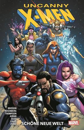 X-Men – Neustart von Pérez,  Pere, Rosenberg,  Matthew