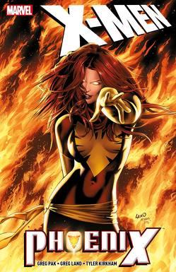 X-Men: Phoenix von Land,  Greg, Pak,  Greg
