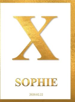 X – Sophie von ♥ ♥ ♥,  Sophie