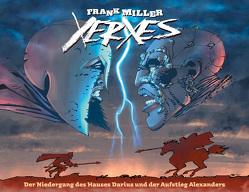 Xerxes von Miller,  Frank