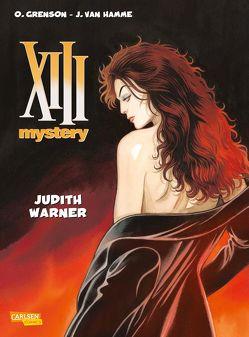 XIII Mystery 13: Judith Warner von Grenson,  Olivier, Sachse,  Harald, Van Hamme,  Jean