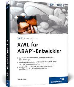 XML für ABAP-Entwickler von Trapp,  Tobias