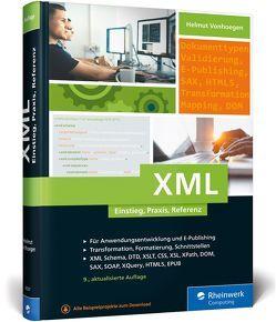 XML von Vonhoegen,  Helmut