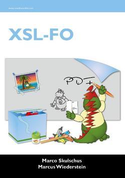 XSL-FO von Skulschus,  Marco, Wiederstein,  Marcus