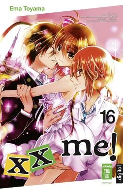 xx me! 16 von Bockel,  Antje, Toyama,  Ema