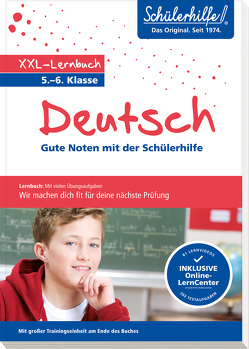 XXL-Lernbuch Deutsch 5./6. Klasse