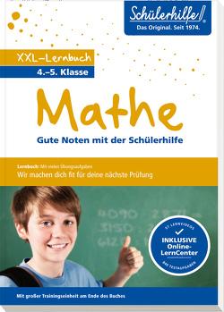 XXL-Lernbuch Mathe 4./5. Klasse